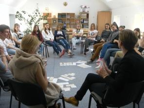 o rolach w grupie - refleksje