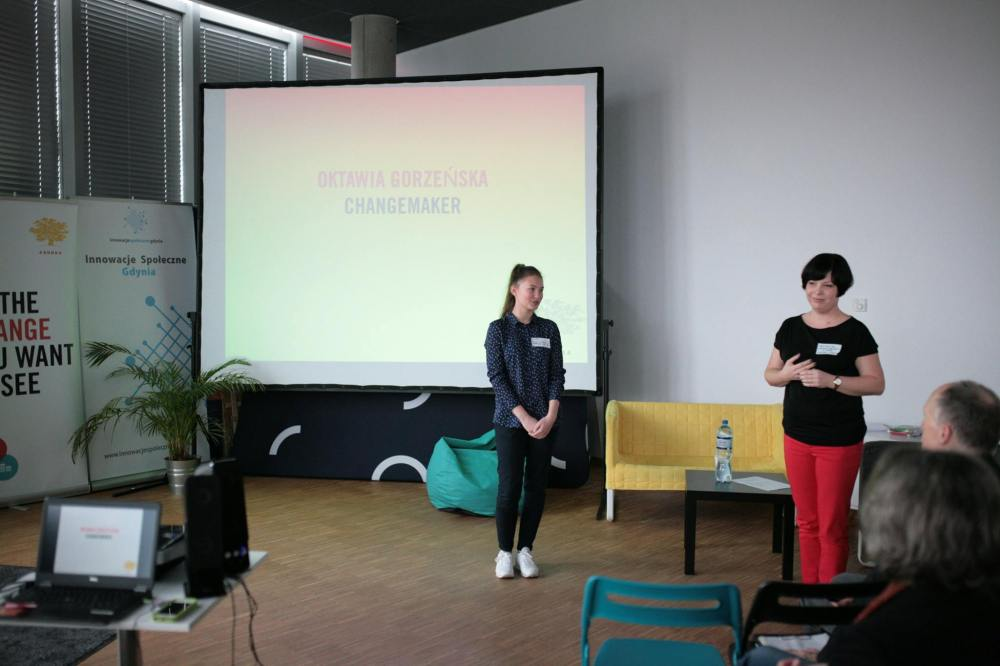 Ashoka Changemaker Exchange Gdynia 2016