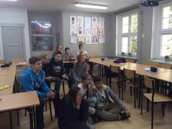 sala - język niemiecki