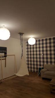 pokój designerskiej pracy