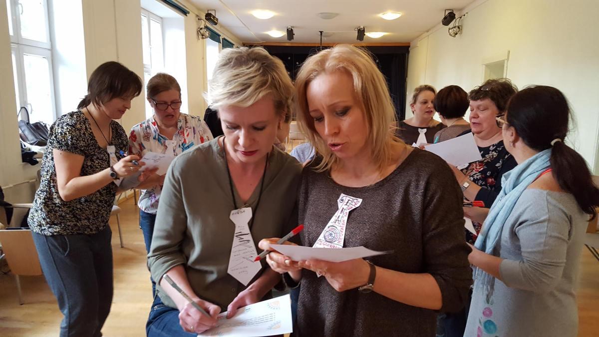 Trening komunikacji interpersonalnej i uważności - propozycje ćwiczeń