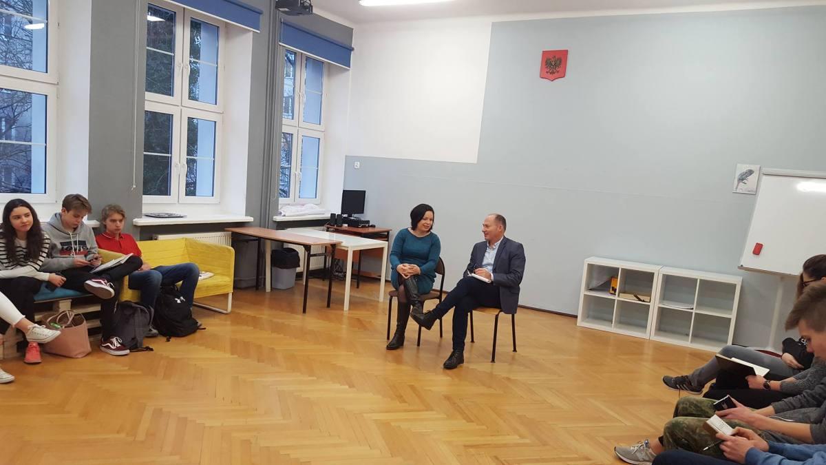 Samorząd Uczniowski ma głos - inspiracje